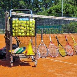 Tennislessen